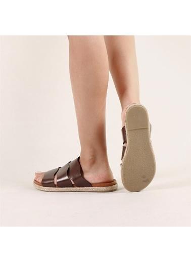 Hammer Jack Vaketa Kadın Terlik / Sandalet 236 4156-Z Kahve
